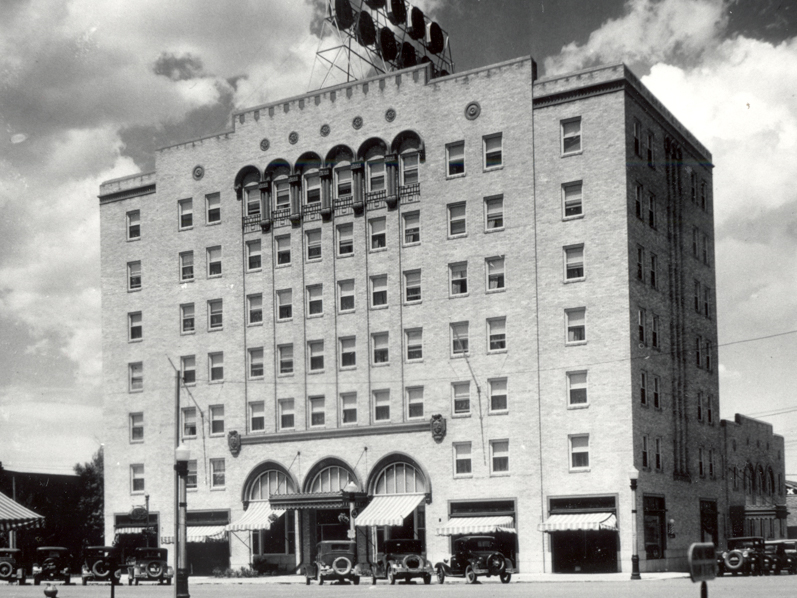 Bozeman Magazine: The History of the Baxter Hotel