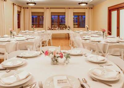Petite Ballroom - Banquet Seating