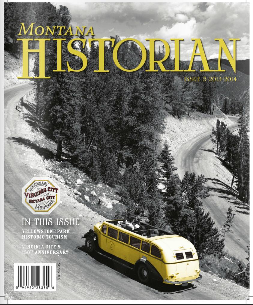 Montana Historian Issue 5 2013-2014