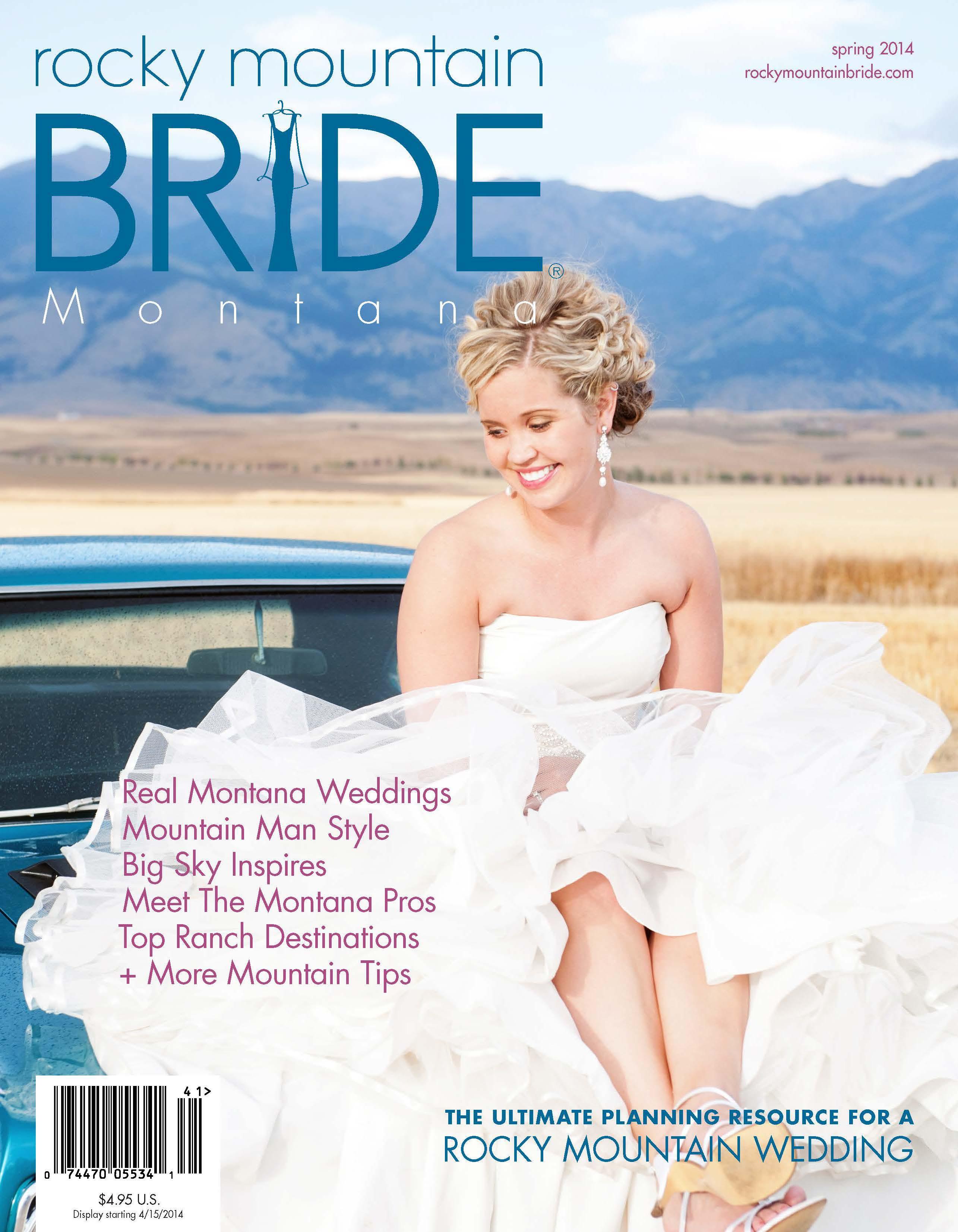 Rocky Mountain Bride Spring 2014 Baxter Hotel Bozeman