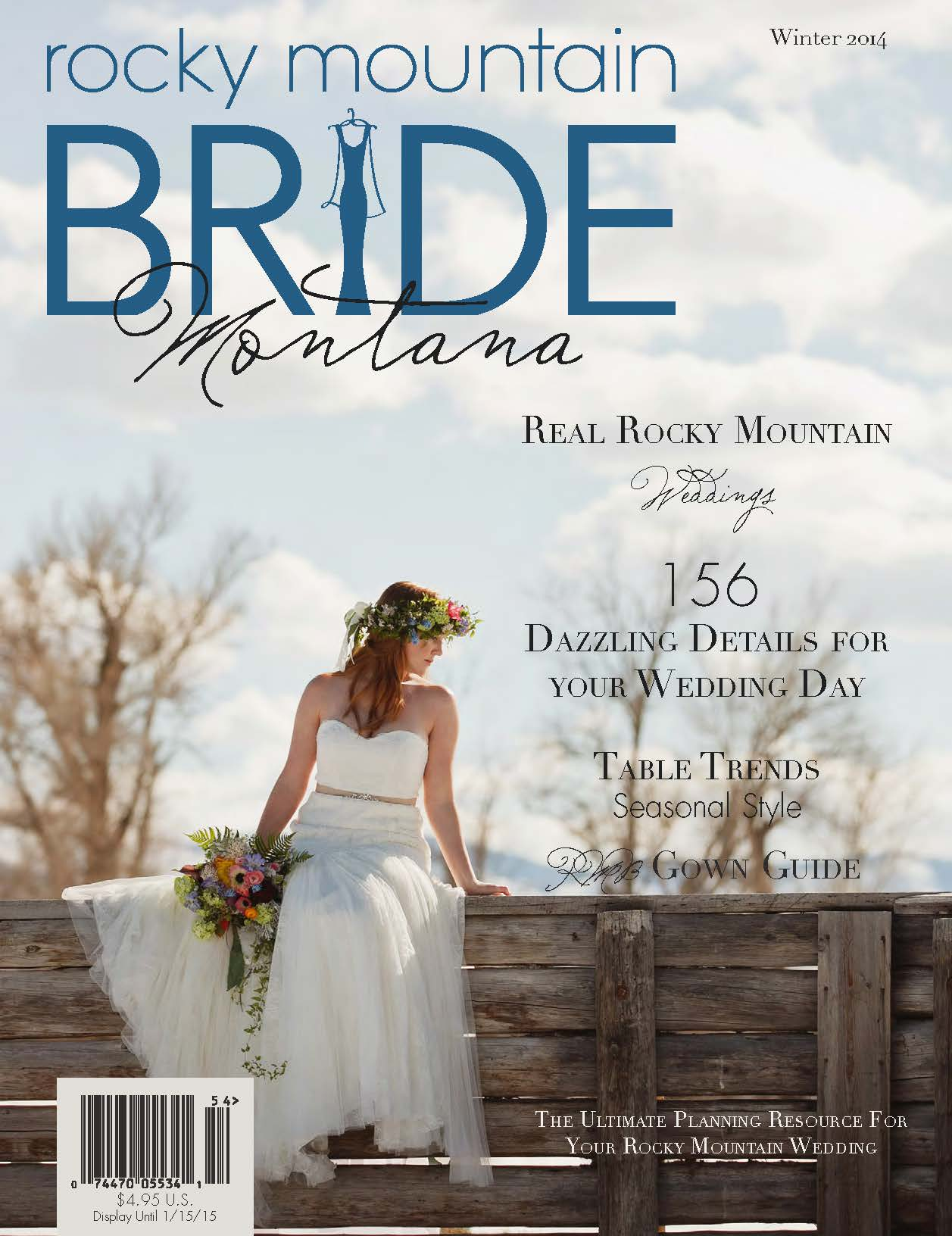 Rocky Mountain Bride Baxter Hotel Bozeman Montana Wedding Venue Trend