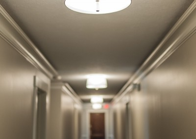 5th Floor Hallway